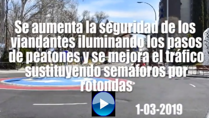video seguridad vial