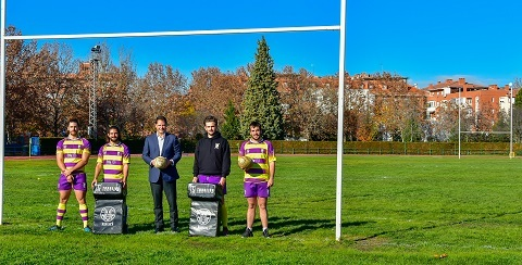 campo rugby cesped