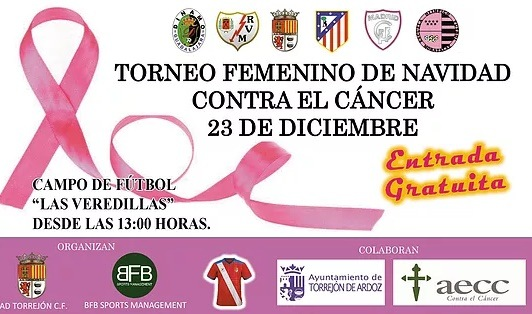torneo benefico cancer