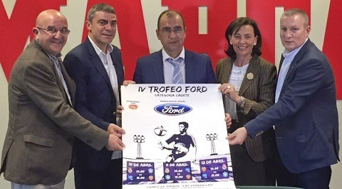 torneo ford cadete 2017